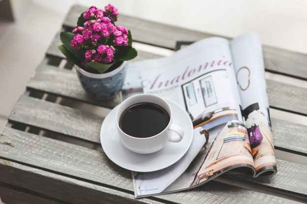 Un pic de educație ... într-o ceașcă de cafea