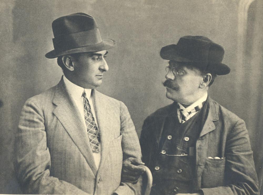 Alexandru Davila și I. L. Caragiale