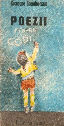 Poiezii pentru copii, de Cicerone Theodorescu