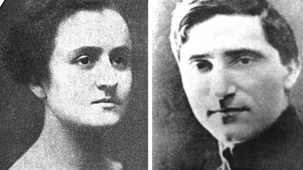 De azi încolo n-o să-l mai iubesc… Dar când îi văd privirile păgâne Şi zâmbetul copilăresc, Mă jur că n-o să-l mai iubesc – de mâne. Otilia Cazimir (d.8 iunie 1967)